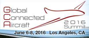 Global Connected Aircraft Summit 2016
