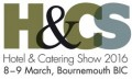 Hotel & Catering Show 2016