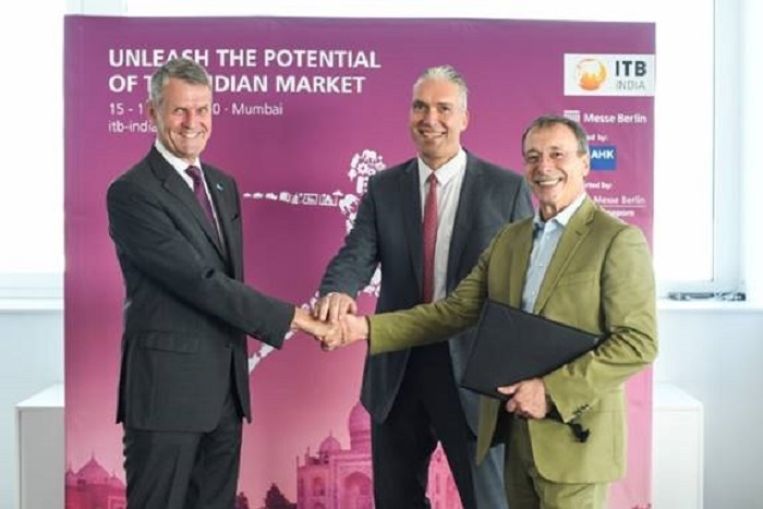 Indo-German Chamber of Commerce signs on for inaugural ITB India