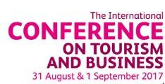 International Conference on Tourism and Business (ICTB) 2017