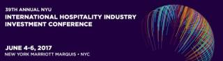 NYU International Hospitality Industry Investment Conference 2017