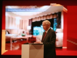 Marriott unveils new China strategy