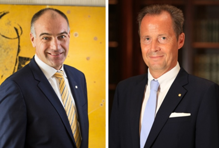 Two general manager appointments for Shangri-La in Hong Kong