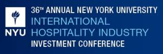 NYU International Hospitality Industry Investment Conference 2014