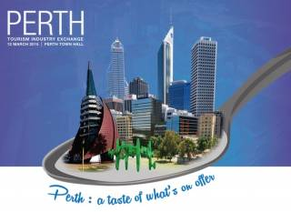 Perth Tourism Industry Exchange 2015