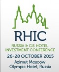 Russia & CIS Hotel Investment Conference 2015