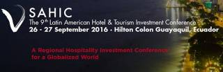 South American Hotel & Tourism Investment Conference 2016
