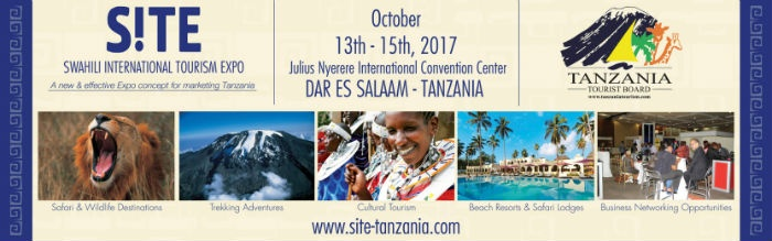Swahili International Tourism Expo (S!TE) 2017
