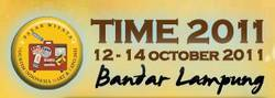 Tourism Indonesia Mart & Expo (TIME) 2011