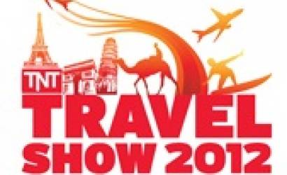 Record-breaking figures at TNT Travel Show