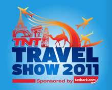 TNT Travel Show 2011