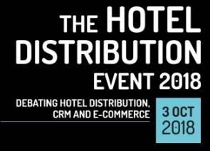 The Hotel Distribution Event 2018
