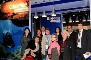 Greece woos South Africans at WSDE