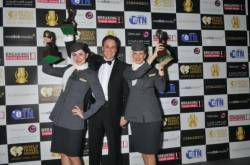 Etihad Airways claims top prize at World Travel Awards
