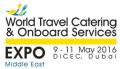 World Travel Catering & Onboard Services Expo 2016