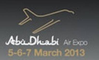 Jetex Flight support to sponsor Abu Dhabi Air Expo 2013