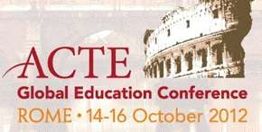 ACTE Global Education Conference 2012