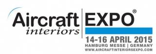 Aircraft Interiors Expo 2015