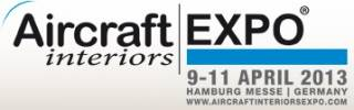 Aircraft Interiors Expo 2013