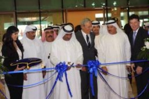 HH Sheikh Ahmed Bin Saeed opens Airport Show 2011