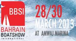 Bahrain Boat Show International 2013