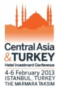 Central Asia & Turkey Hotel Investment Conference 2013