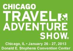 Chicago Travel & Adventure Show 2013