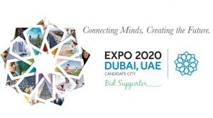 The UAE submits final plans in support of its bid to host World Expo 2020