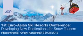 1st Euro-Asian Ski Resorts Conference 2013