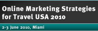 Online Marketing Strategies for Travel for USA 2010