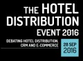 The Hotel Distribution Event 2016