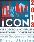 CIS & Georgia Hospitality Investment Conference (iCON) 2013