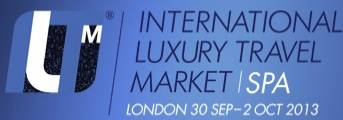 ILTM Spa - International Luxury Travel Market Spa 2013