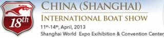 International Boat Show China 2013