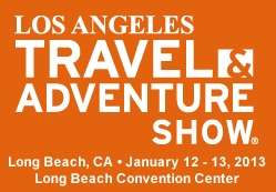 Los Angeles Travel & Adventure Show 2013