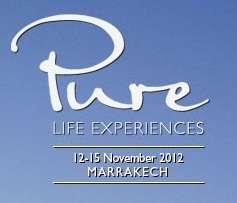 PURE Life Experiences 2012