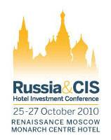 Russia & CIS Hotel Investment Conference 2010