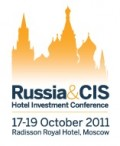 Russia & CIS Hotel Investment Conference 2011
