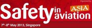 Safety in Aviation Asia 2013