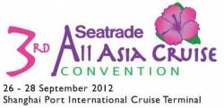 3rd Seatrade All Asia Cruise Convention - A resounding success in Shanghai