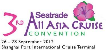 Seatrade All Asia Cruise Convention 2012