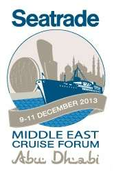 Seatrade Middle East Cruise Forum 2013