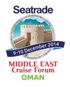 Seatrade Middle East Cruise Forum 2014