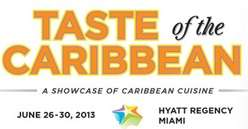 Taste of the Caribbean 2013