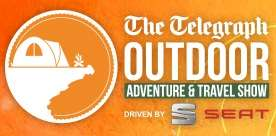 The Telegraph Outdoor Adventure Travel Show 2014
