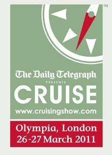 The Telegraph CRUISE Show 2011