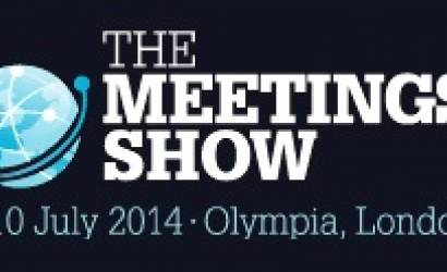 Growth for The Meetings Show in 2014