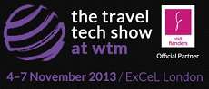 The Travel Tech Show at WTM 2013