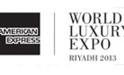 American Express World Luxury Expo, Riyadh 2013