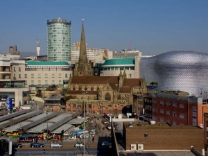 Five reasons to visit England's second city